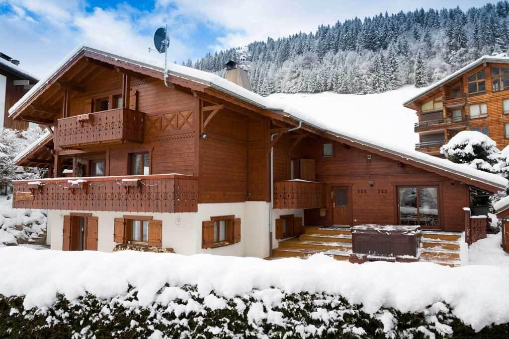 G Apartment Montagnes Winter 4