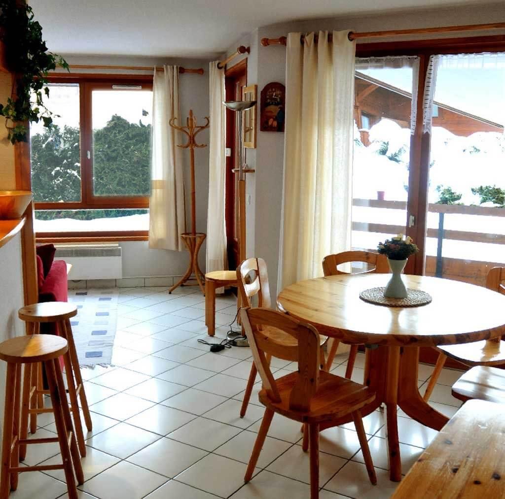 G Apartment Sautaillet – winter 6
