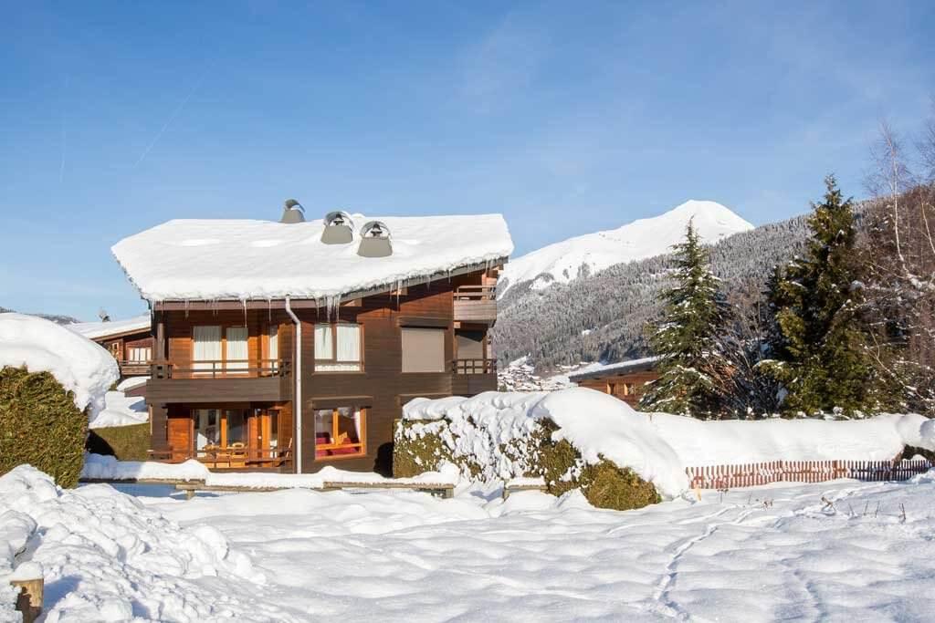 G Apartment Sautaillet – winter 1