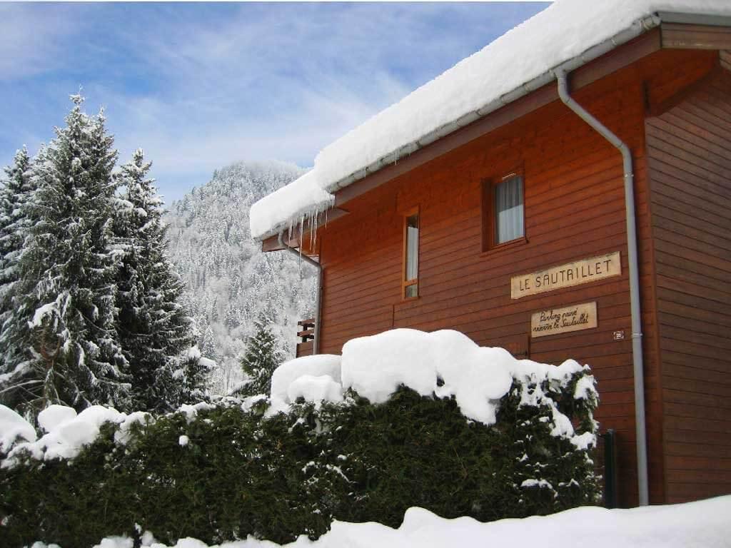 G Apartment Sautaillet – winter 4