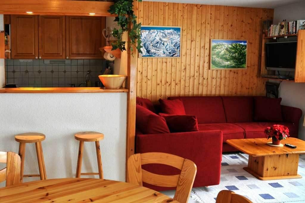 G Apartment Sautaillet – winter 9