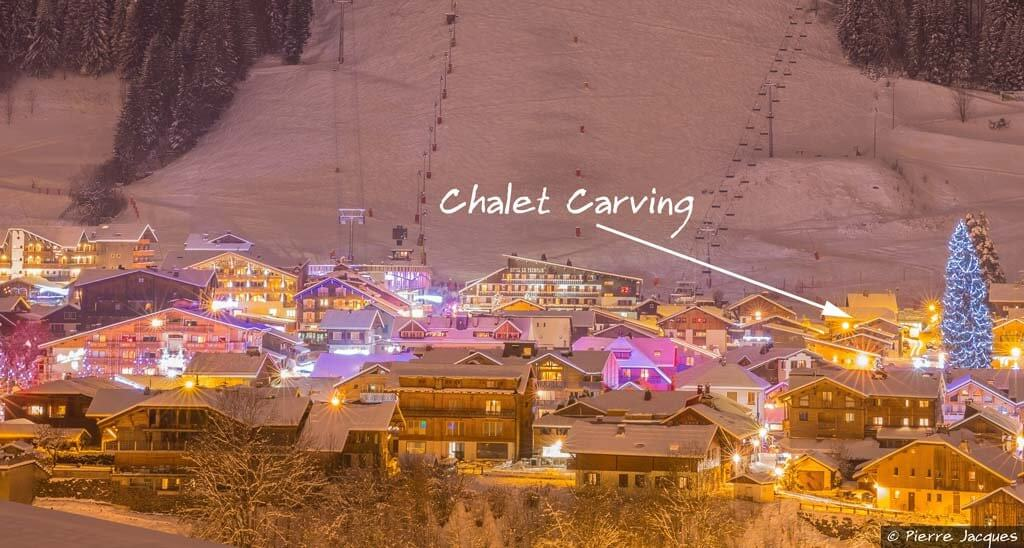 G Chalet Carving – winter 6
