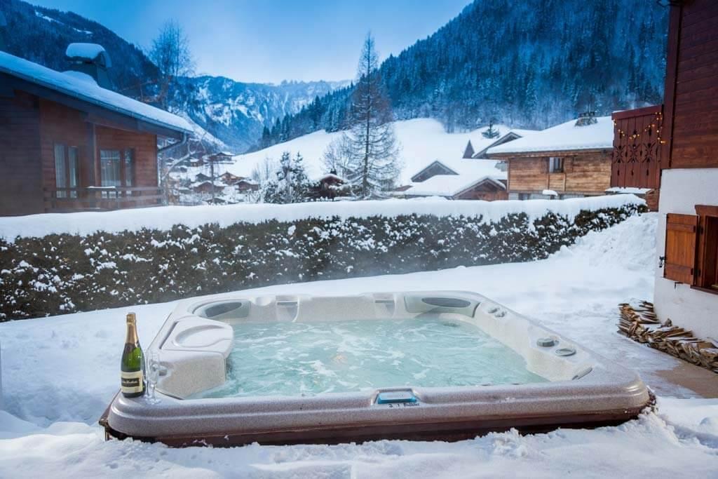 G Chalet Montagnes – winter 2