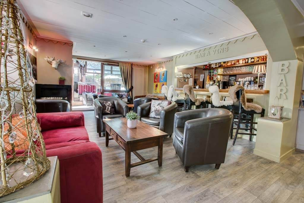 G Hotel Chaumiere – summer 2