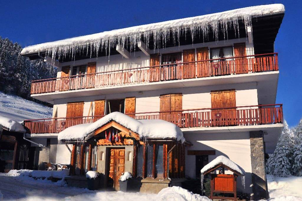 G Hotel Chaumiere – winter 9
