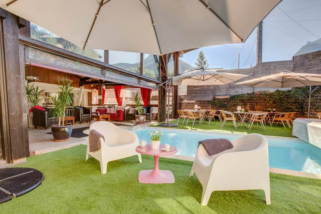 G Hotel Chaumiere – summer 10