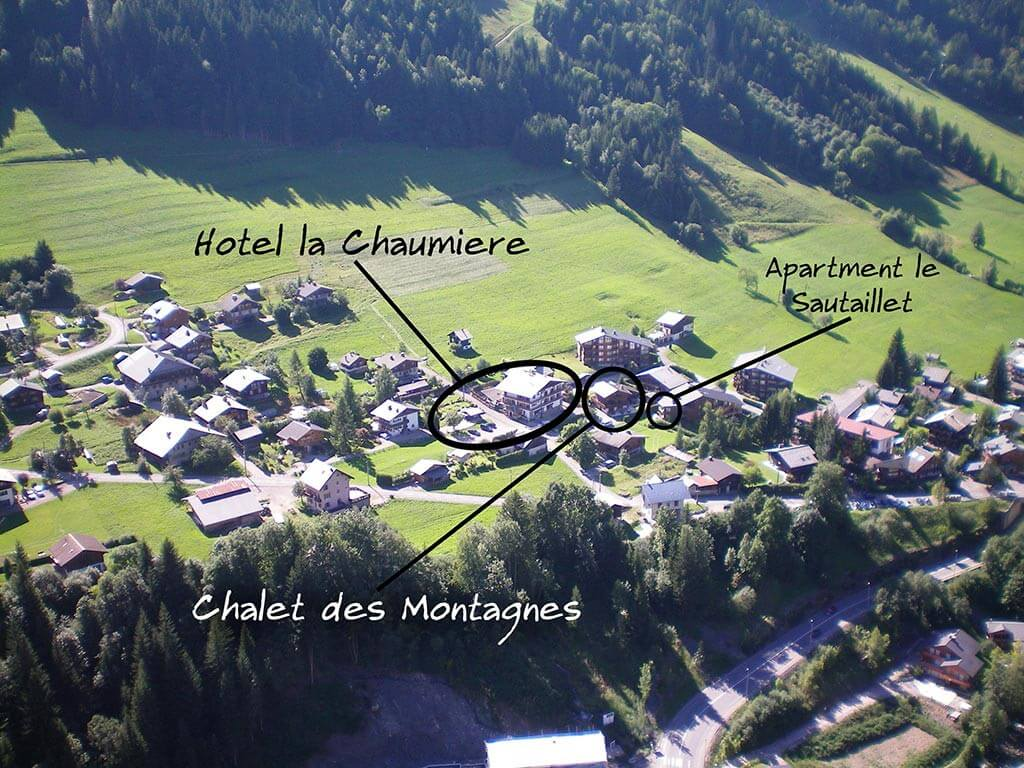 G Apartment Montagnes Summer 11