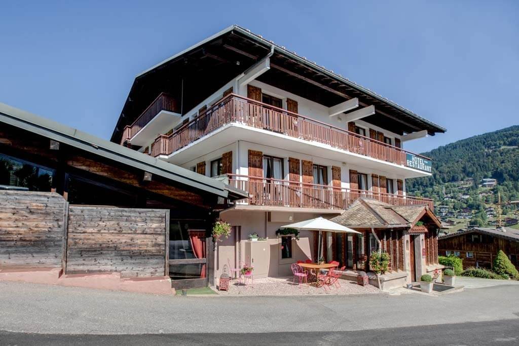 G Hotel Chaumiere – summer 14