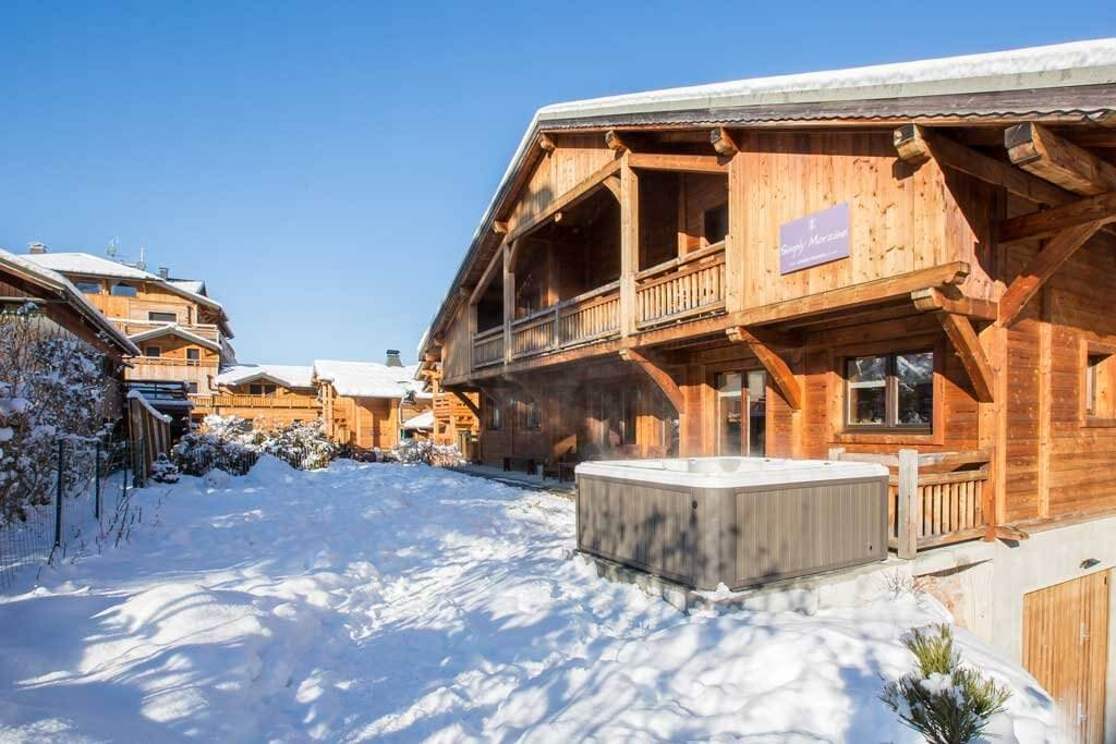 G Chalet Central – winter 1
