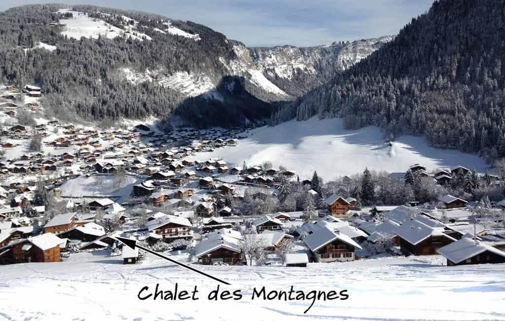 G Chalet Montagnes – winter 18