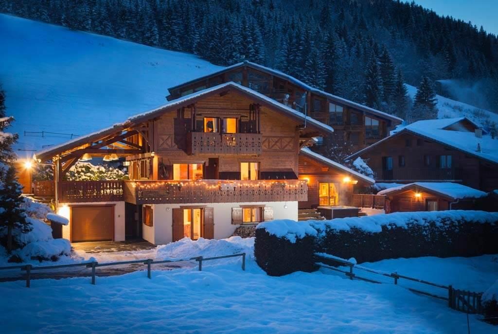 G Chalet Montagnes – winter 19